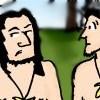 Nikos and Alexandros, Apollo's shepherds